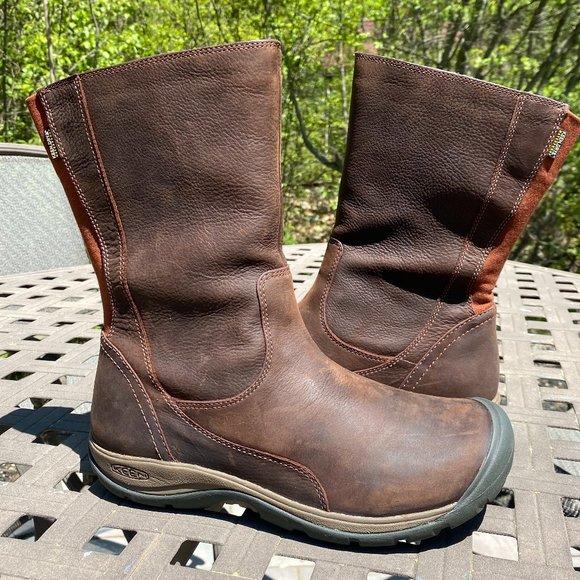 KEEN Presidio II Boot US 10 Women's WP Boot NEW